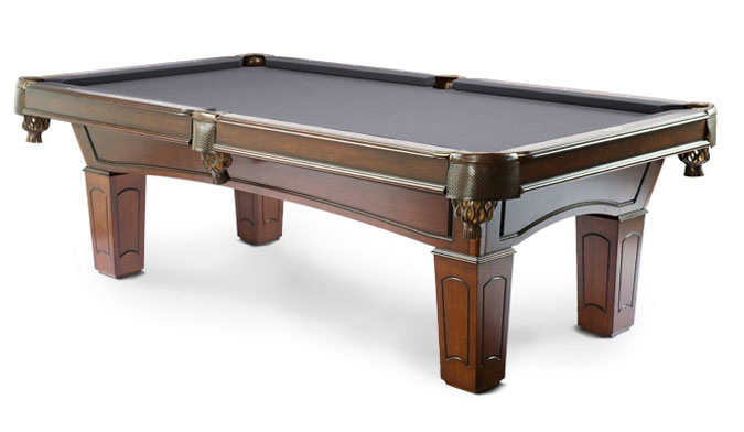 Table de billard Majestic Ascot noyer