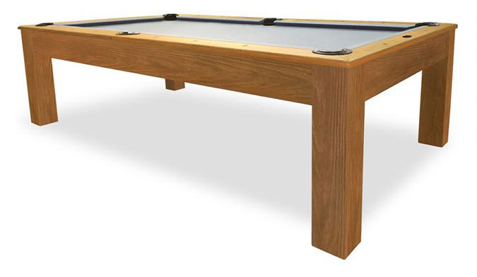 Table de Billard Majestic Mensa Noyer moderne