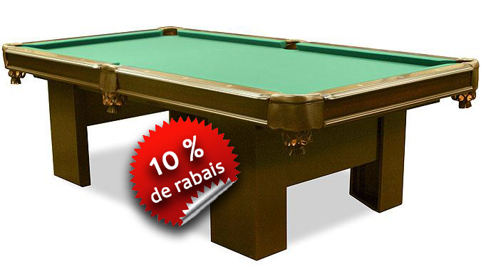 Table de Billard Majestic Patricia