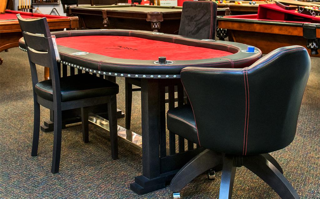 tables de poker legacy jeux et accessoires. Black Bedroom Furniture Sets. Home Design Ideas